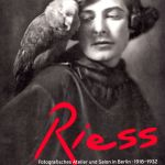 RIESS | Catalog to the Exhibition | Photographic Studio and Salon in Berlin 1918-1932